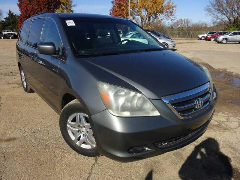 Honda Odyssey 2007 $3795.00 incacar.com