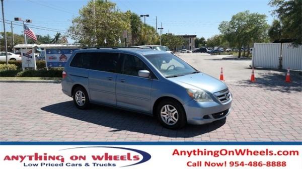 Honda Odyssey 2007 $3400.00 incacar.com