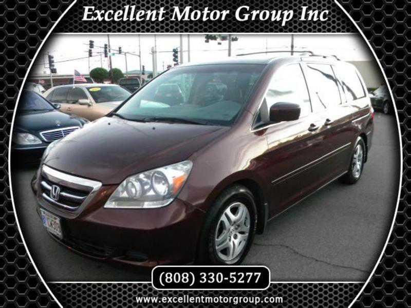 Honda Odyssey 2007 $7995.00 incacar.com