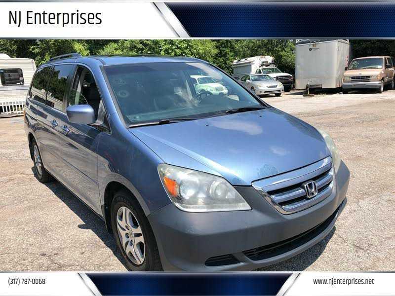 Honda Odyssey 2007 $2975.00 incacar.com