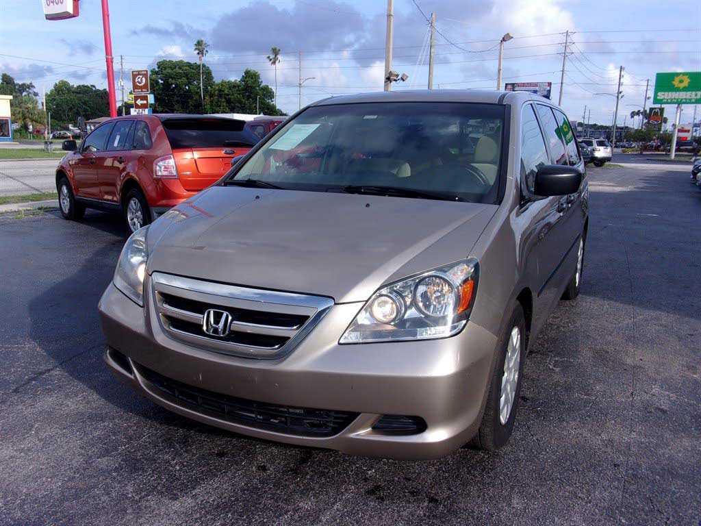 Honda Odyssey 2007 $3999.00 incacar.com