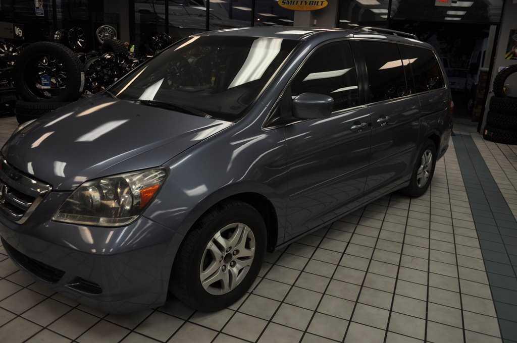 Honda Odyssey 2007 $3656.00 incacar.com