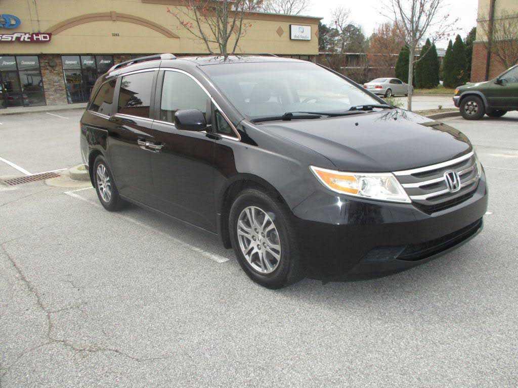 Honda Odyssey 2011 $7799.00 incacar.com
