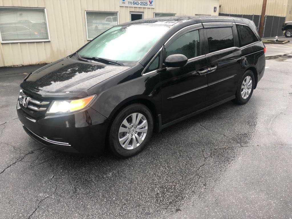 Honda Odyssey 2015 $11999.00 incacar.com