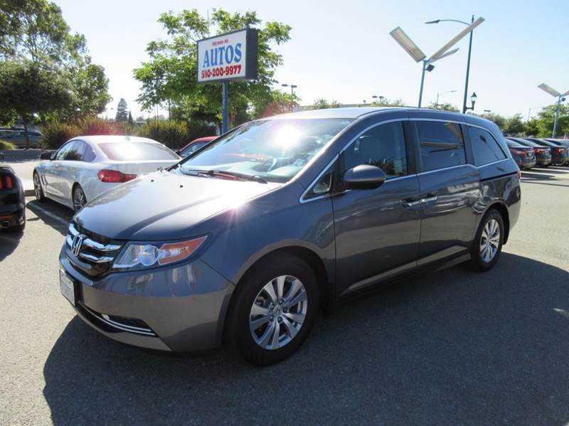 Honda Odyssey 2016 $23998.00 incacar.com