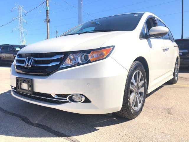 Honda Odyssey 2017 $33995.00 incacar.com