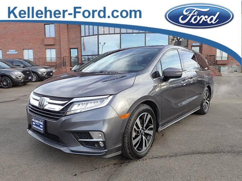 Honda Odyssey 2018 $33995.00 incacar.com