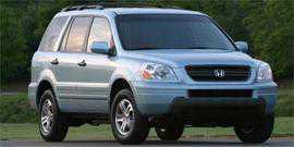 Honda Pilot 2003 $1950.00 incacar.com