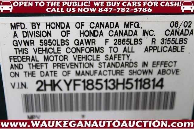 Honda Pilot 2003 $1000.00 incacar.com