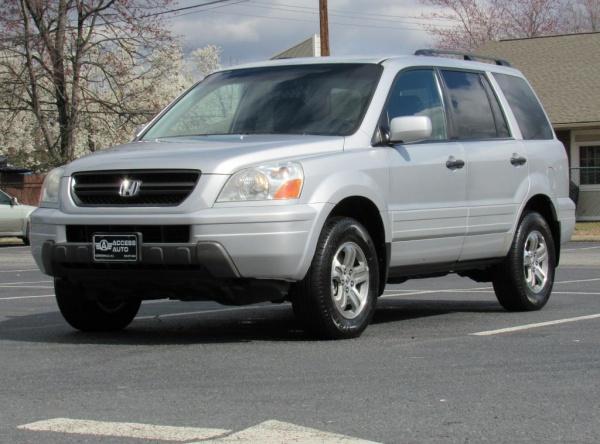 Honda Pilot 2003 $4995.00 incacar.com