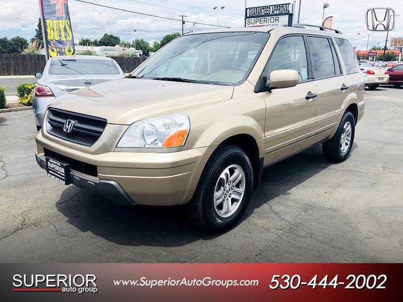 Honda Pilot 2005 $10499.00 incacar.com