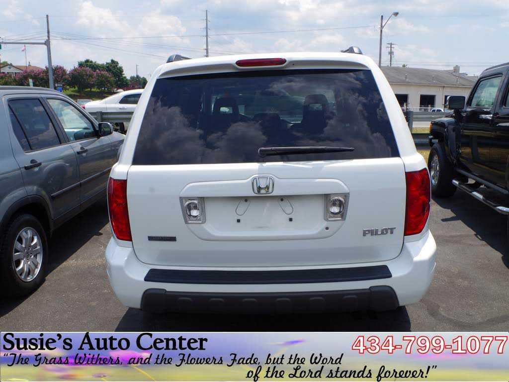 Honda Pilot 2005 $5995.00 incacar.com