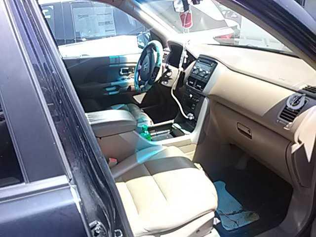 used Honda Pilot 2006 vin: 2HKYF18576H546149