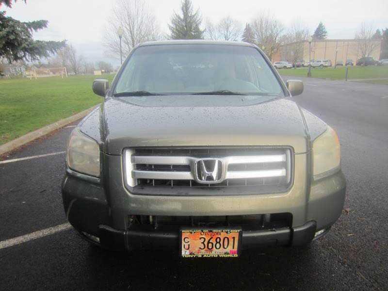 Honda Pilot 2007 $5875.00 incacar.com