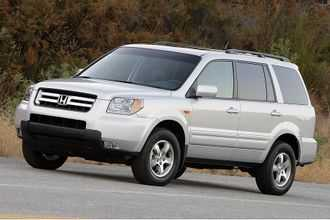 Honda Pilot 2007 $7612.00 incacar.com