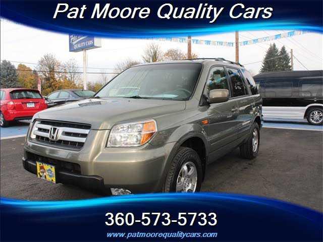 Honda Pilot 2007 $10950.00 incacar.com