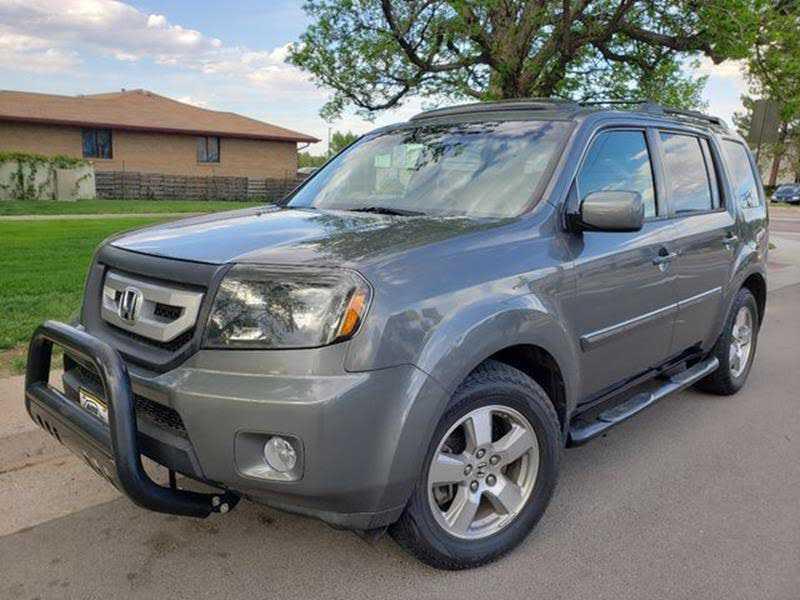 Honda Pilot 2009 $12188.00 incacar.com