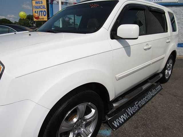 Honda Pilot 2012 $11495.00 incacar.com