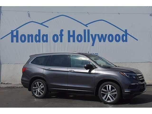 Honda Pilot 2017 $42760.00 incacar.com