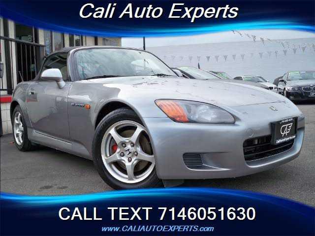 Honda S2000 2000 $15985.00 incacar.com
