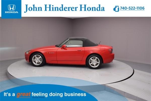 Honda S2000 2001 $17674.00 incacar.com