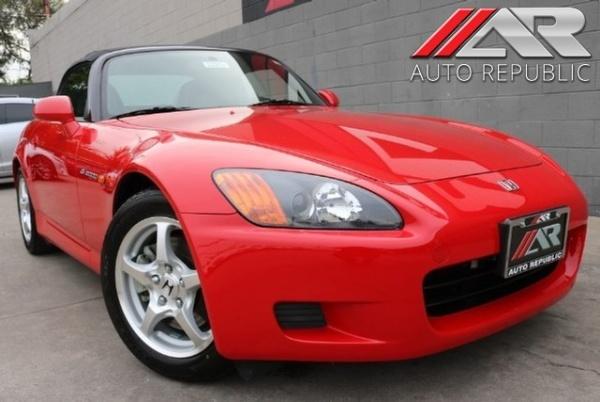 Honda S2000 2001 $22991.00 incacar.com