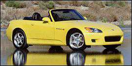 Honda S2000 2001 $11500.00 incacar.com