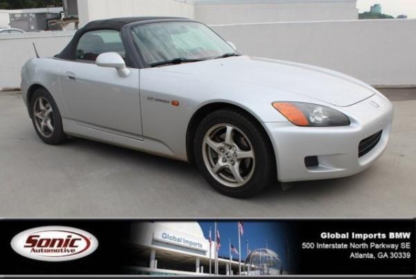 Honda S2000 2002 $15981.00 incacar.com