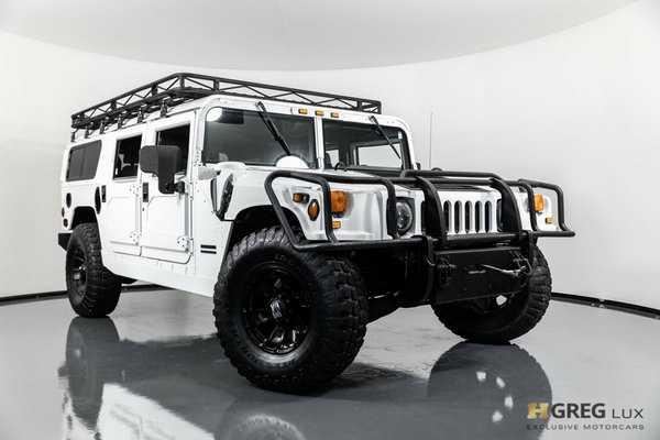 Hummer H1 1999 $62800.00 incacar.com