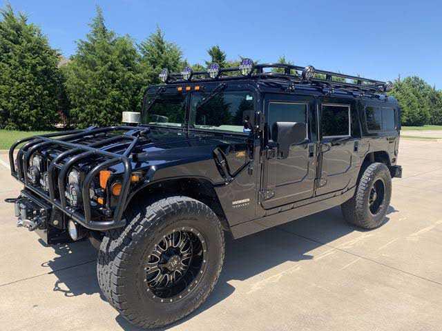 Hummer H1 2001 $110000.00 incacar.com