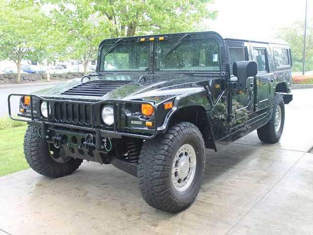 Hummer H1 2002 $85950.00 incacar.com