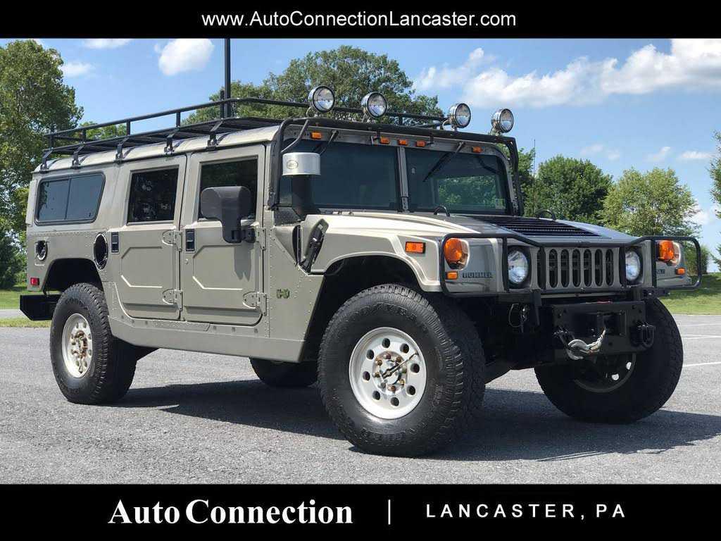 Hummer H1 2002 $58500.00 incacar.com