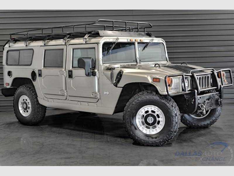 Hummer H1 2003 $105989.00 incacar.com