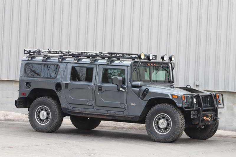 Hummer H1 2006 $126900.00 incacar.com