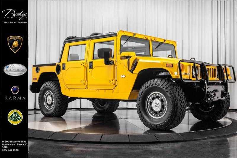 Hummer H1 2006 $489000.00 incacar.com