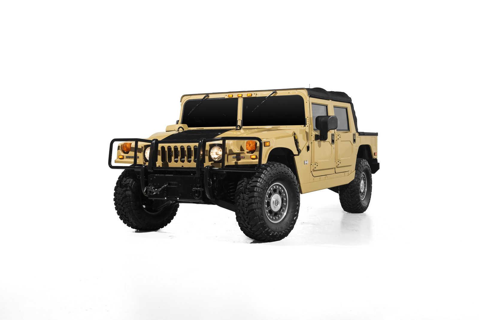 Hummer H1 2006 $388827.00 incacar.com