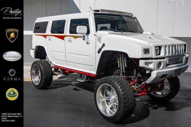 Hummer H2 2003 $69950.00 incacar.com