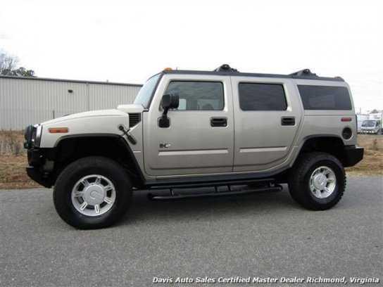 Hummer H2 2003 $14995.00 incacar.com