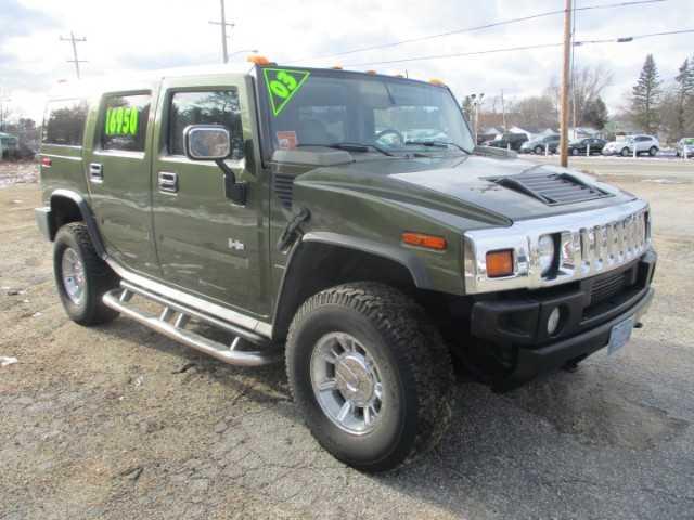 Hummer H2 2003 $16950.00 incacar.com