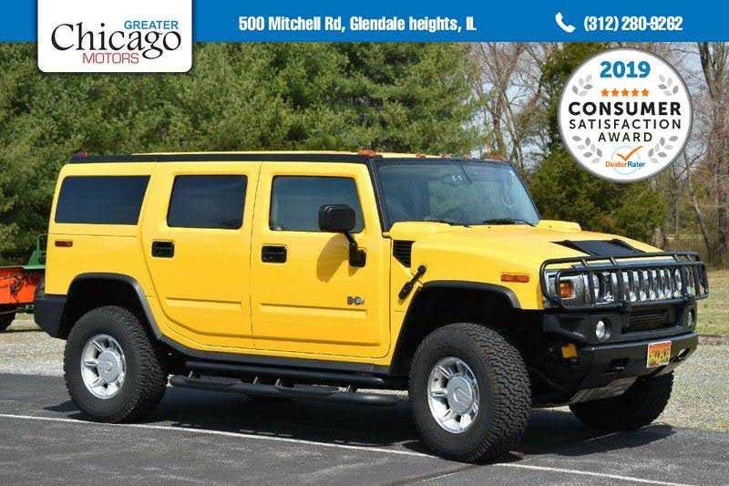 Hummer H2 2003 $32678.00 incacar.com