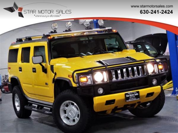 Hummer H2 2003 $20985.00 incacar.com