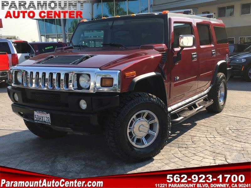 Hummer H2 2003 $15995.00 incacar.com