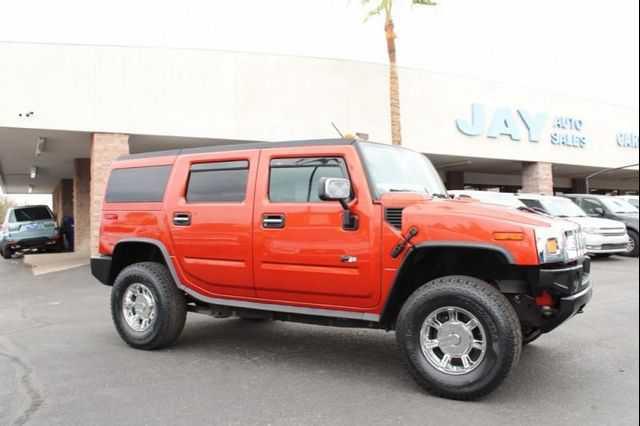 Hummer H2 2003 $16995.00 incacar.com
