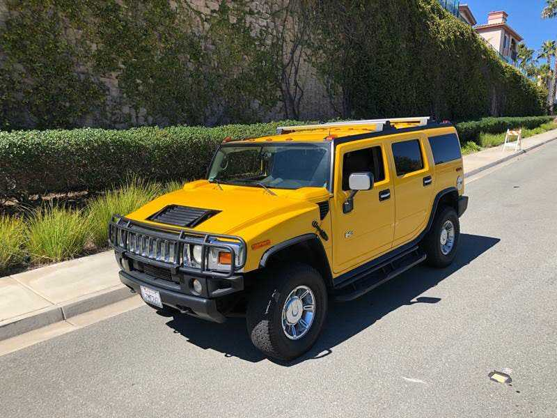 Hummer H2 2003 $8995.00 incacar.com