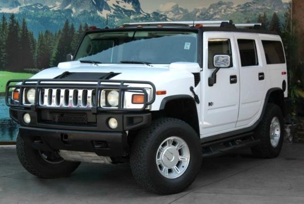 Hummer H2 2003 $21995.00 incacar.com
