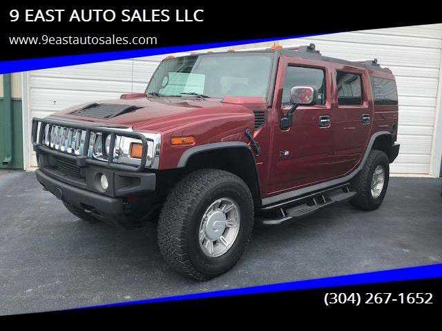 Hummer H2 2004 $15900.00 incacar.com