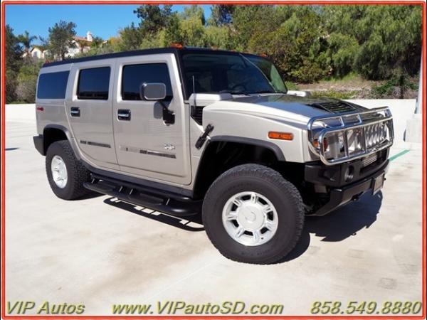 Hummer H2 2004 $23499.00 incacar.com