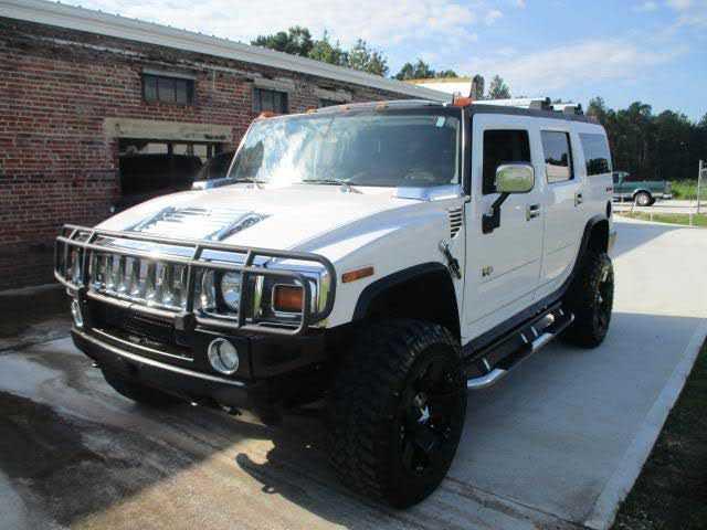 Hummer H2 2004 $16995.00 incacar.com