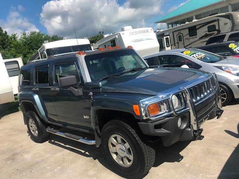 Hummer H3 2006 $10950.00 incacar.com