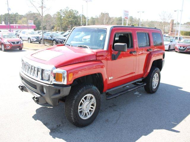 Hummer H3 2007 $12488.00 incacar.com